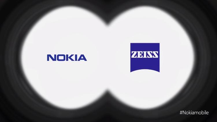 Nokia sortira un smartphone avec appareil photo Carl Zeiss cette année