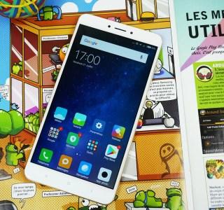 🔥 Bon plan : le Xiaomi Mi Max 2 avec sa batterie de 5300 mAh à 144 euros
