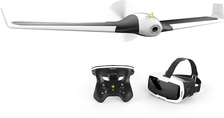 🔥 Prime Day : Pack Parrot Drone Disco Aile Volante + Skycontroller 2 + Lunettes FPV à 649 euros au lieu de 1 299 euros