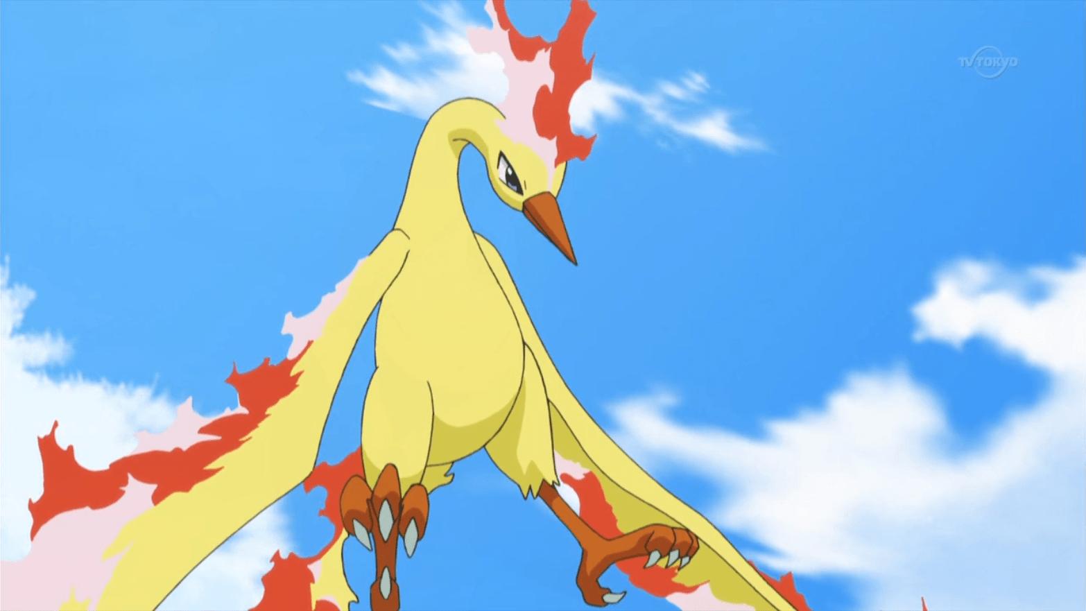 Pokémon GO: voici les dates auxquelles les Pokémon légendaires apparaîtront dans le jeu