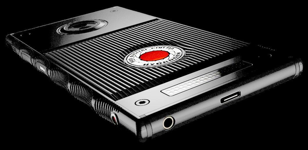 RED Hydrogen One : le smartphones à hologrammes livre toute sa fiche technique