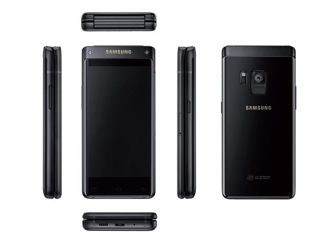 Un smartphone à clapet Samsung se dévoile dans un rendu, mais entretient le mystère