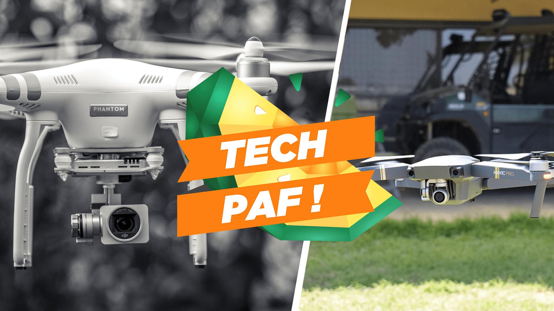 Les drones peuvent-ils devenir un objet «grand public» ? – Tech'PAF #15