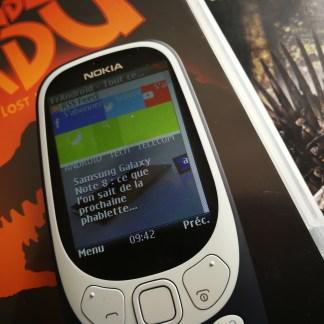 Nokia 3310 : un modèle 4G prévu pour 2018