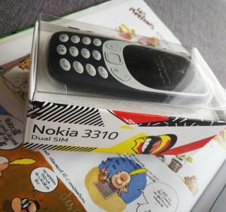 J'ai passé 2 semaines avec un Nokia 3310 2017 pour seul téléphone