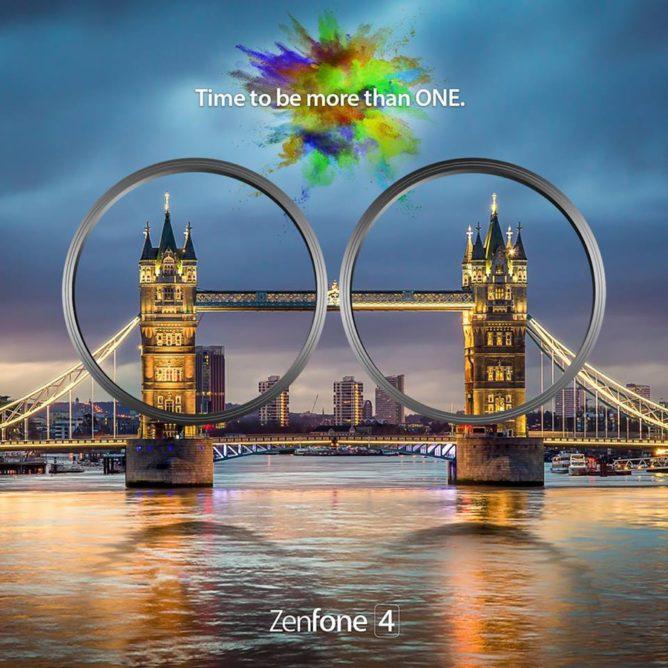 Asus Zenfone 4 : la date de lancement annoncée