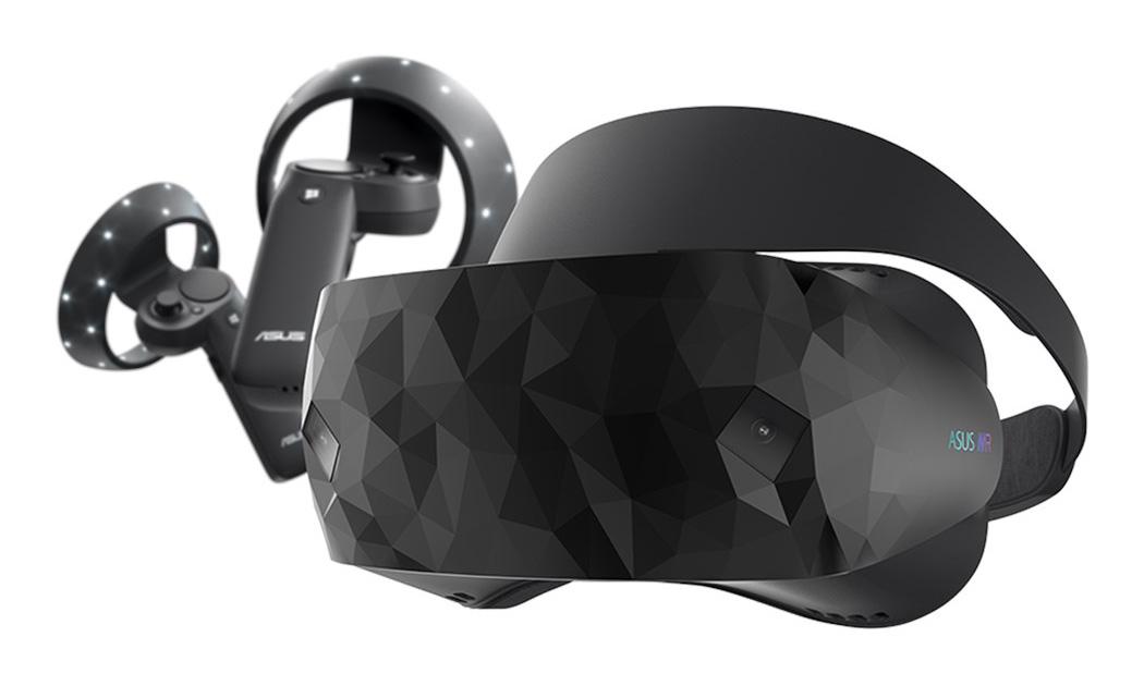Asus Windows Mixed Reality Headset : les prix et caractéristiques officialisés à l'IFA 2017