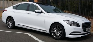 Hyundai veut concurrencer Tesla avec une voiture électrique endurante et haut de gamme