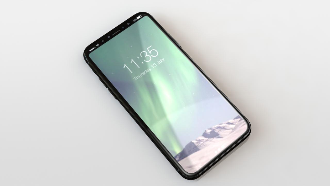 Comment Apple va sublimer l'écran de l'iPhone 8 avec iOS 11