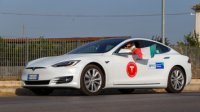 Tesla Model S 100D : plus de 1000 kilomètres avec une seule charge, record battu