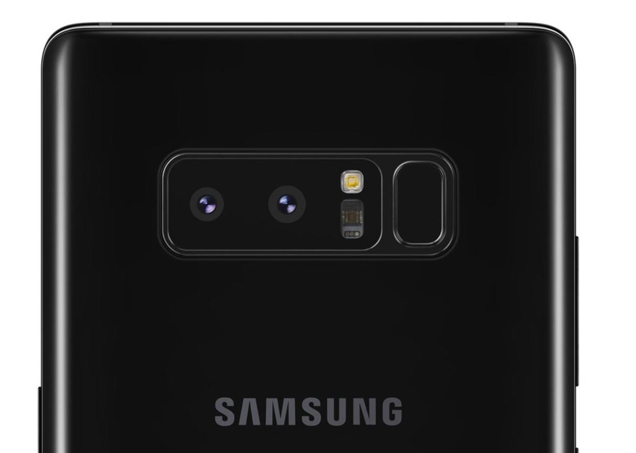 Samsung Galaxy Note 8 : ses caractéristiques comparées à celles du Galaxy Note 7