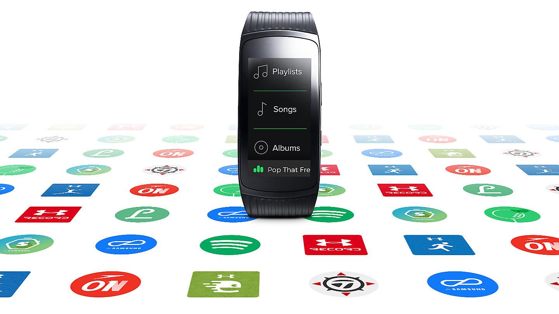 Le Samsung Gear Fit2 Pro est officiel : les caractéristiques du bracelet connecté coréen