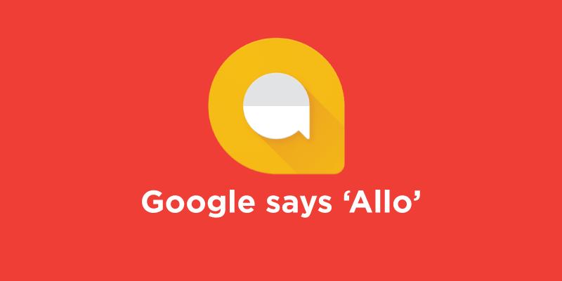 Google Allo compte intégrer de nouvelles fonctionnalités bien pensées