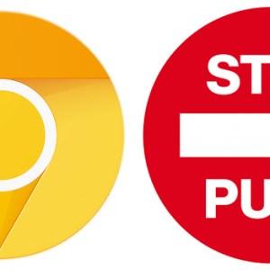 Le bloqueur de publicités intégré à Google Chrome fait ses débuts
