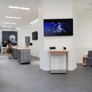 Huawei veut concurrencer Apple sur le plan du service après-vente