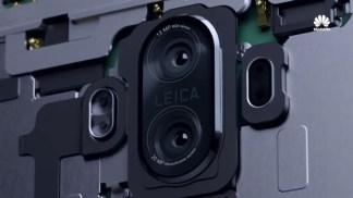 Huawei tease le capteur photo de son nouveau Mate 10