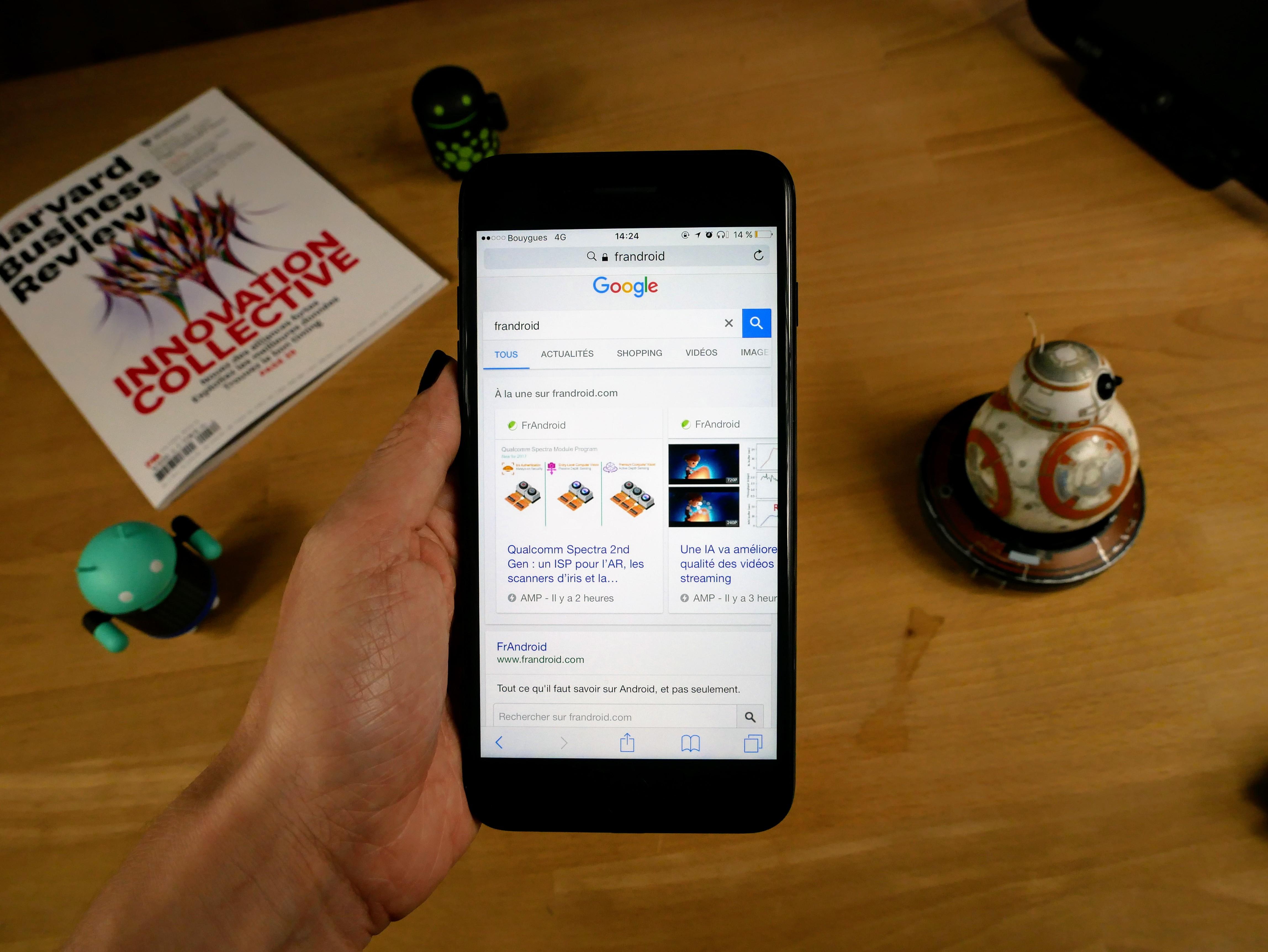 Google paie très cher Apple pour maintenir sa première place de moteur de recherche