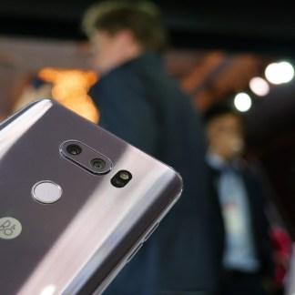 LG V30 : LG, maître du grand-angleet de la vidéo