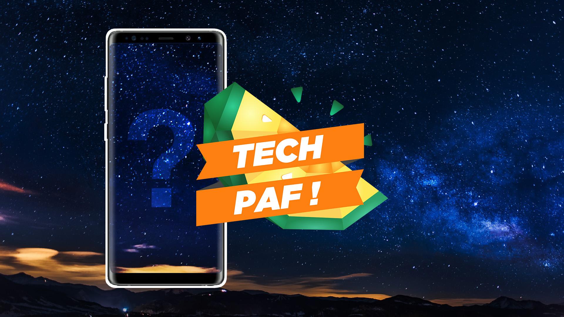 Suivez en vidéo l'annonce du Samsung Galaxy Note 8 avec nous dès 16h30 – Tech'PAF