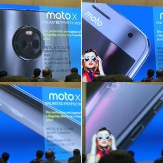 Moto X4 : un leak montre un design différent et une partie de sa fiche technique