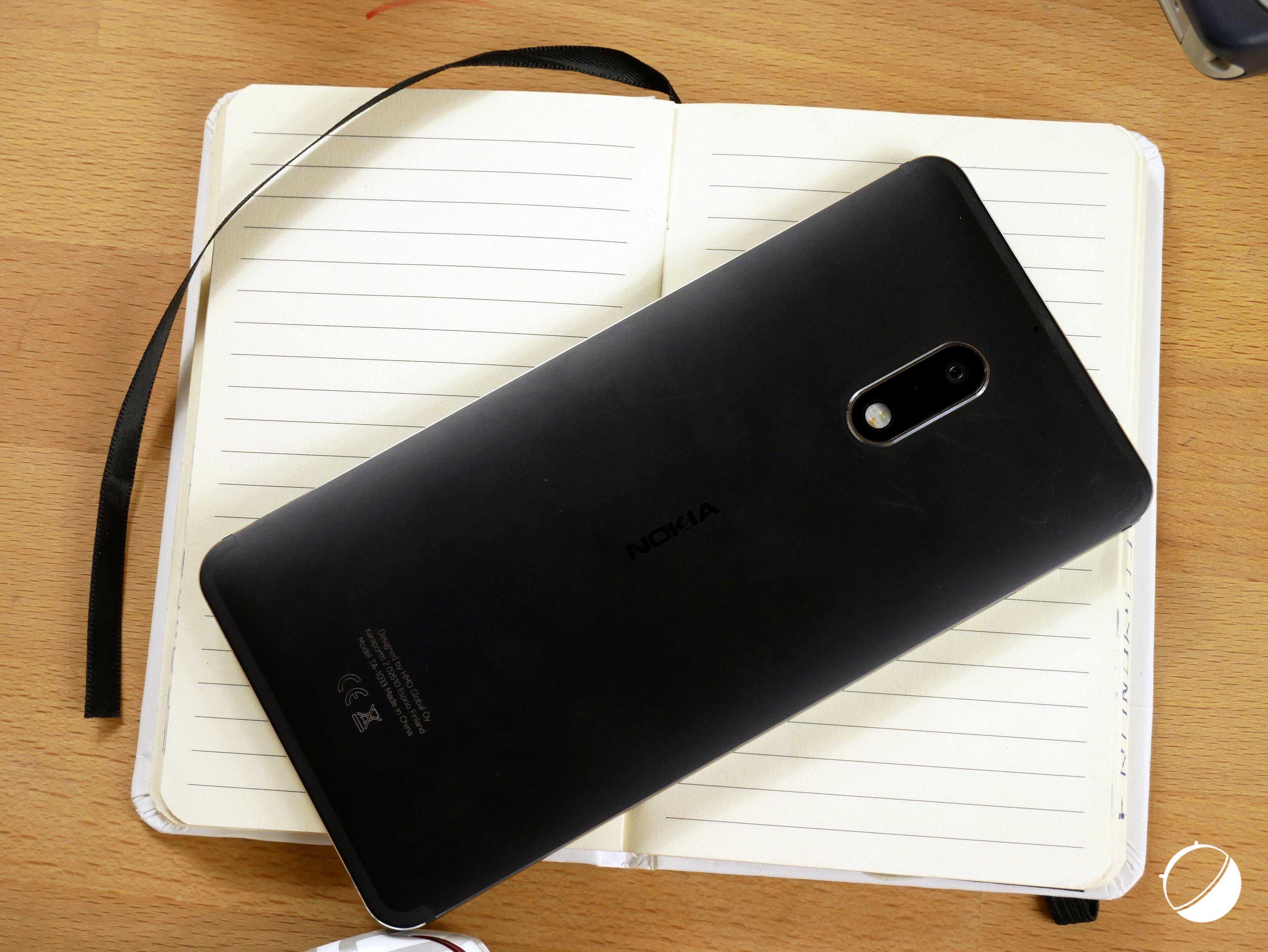 Nokia 6 Arte Black et ses 4 Go de RAM et 64 Go de stockage a-t-il été annulé ?