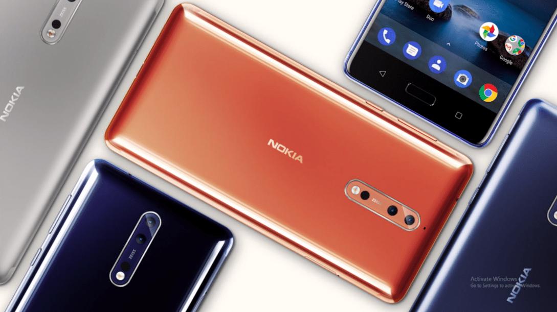 Le Nokia 8 est enfin officialisé et met l'accent sur la photo et les performances