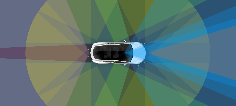 Tesla développerait sa propre puce avec AMD pour ses voitures autonomes