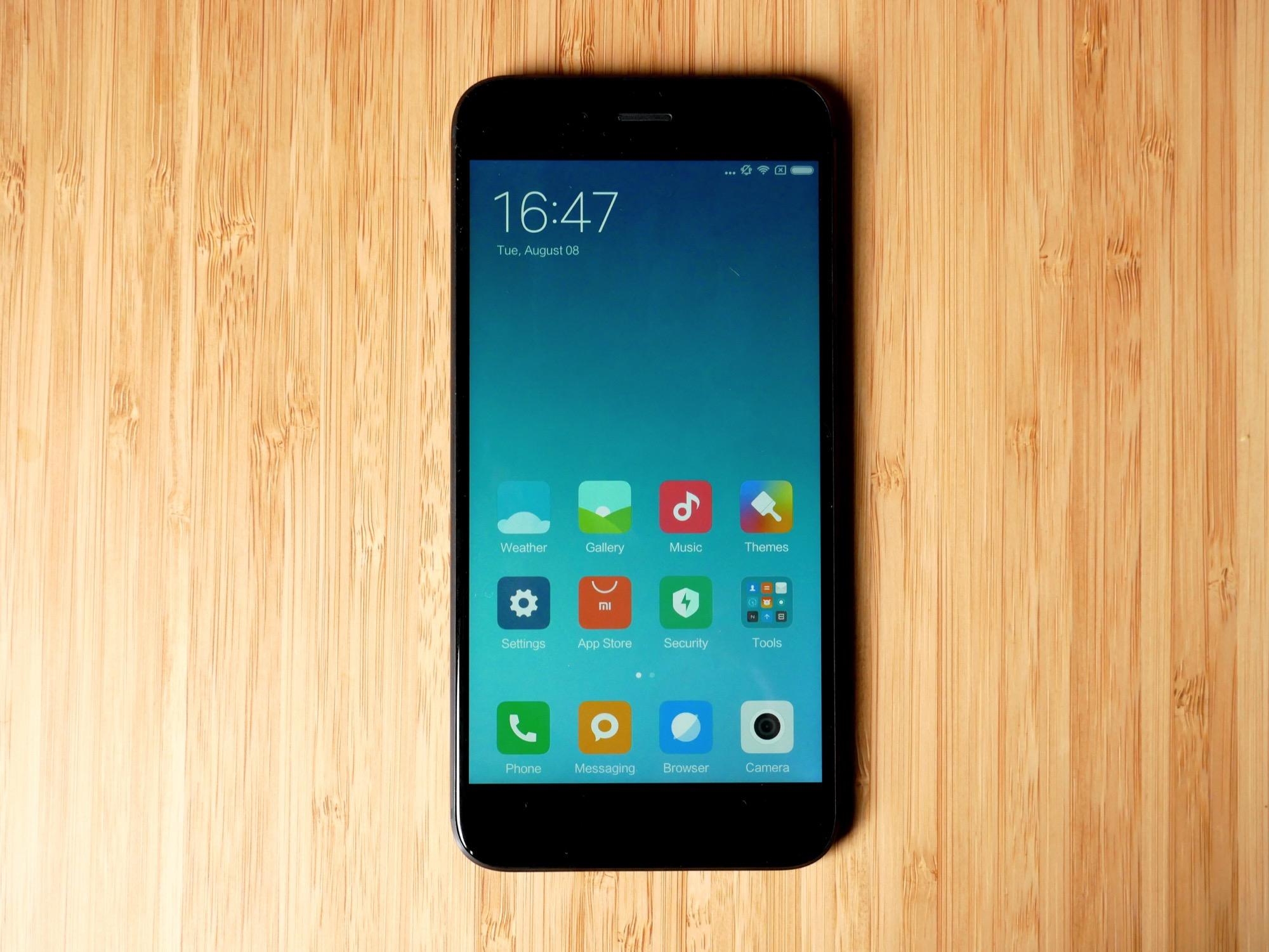 Notre unboxing live du Xiaomi Mi 5X en replay !