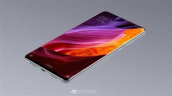 Xiaomi Mi Mix 2 : un rendu un peu trop beau pour être vrai ?