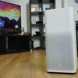 Prise en main du Xiaomi Smart Mi Air Purifier, un purificateur d'air connecté et élégant