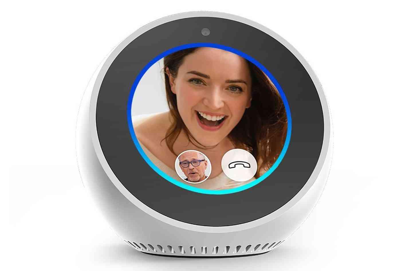 Amazon Echo Spot, le réveil connecté équipé de l'assistant Alexa