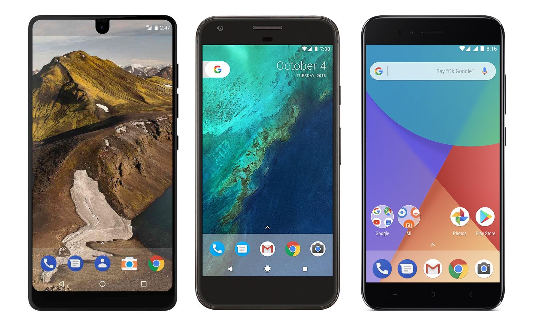 Pourquoi 2017 marque le retour en force de l'interface Google sur Android