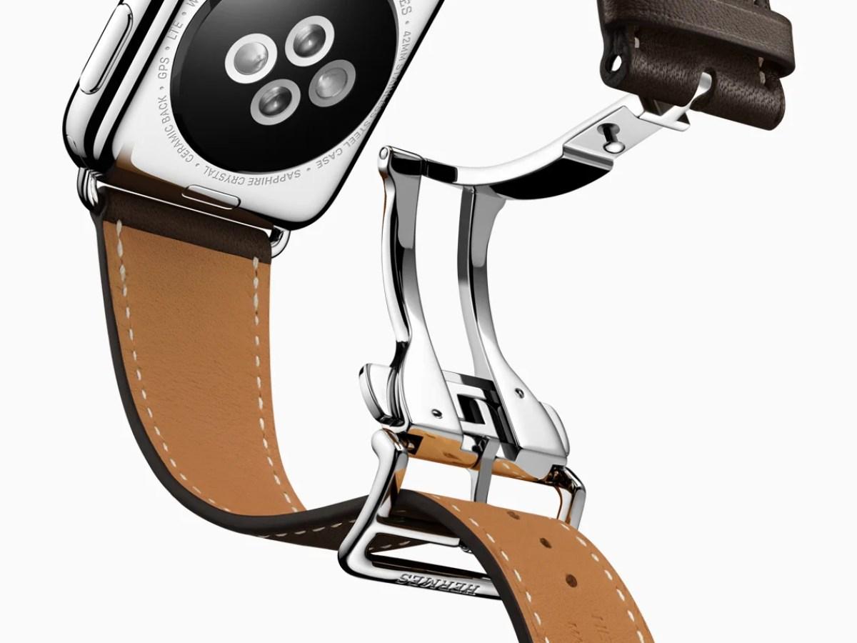 apple watch series 3 prix fiche technique test et. Black Bedroom Furniture Sets. Home Design Ideas