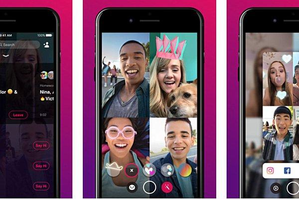 Bonfire: Facebook a discrètement lancé son app de chat vidéo en groupe