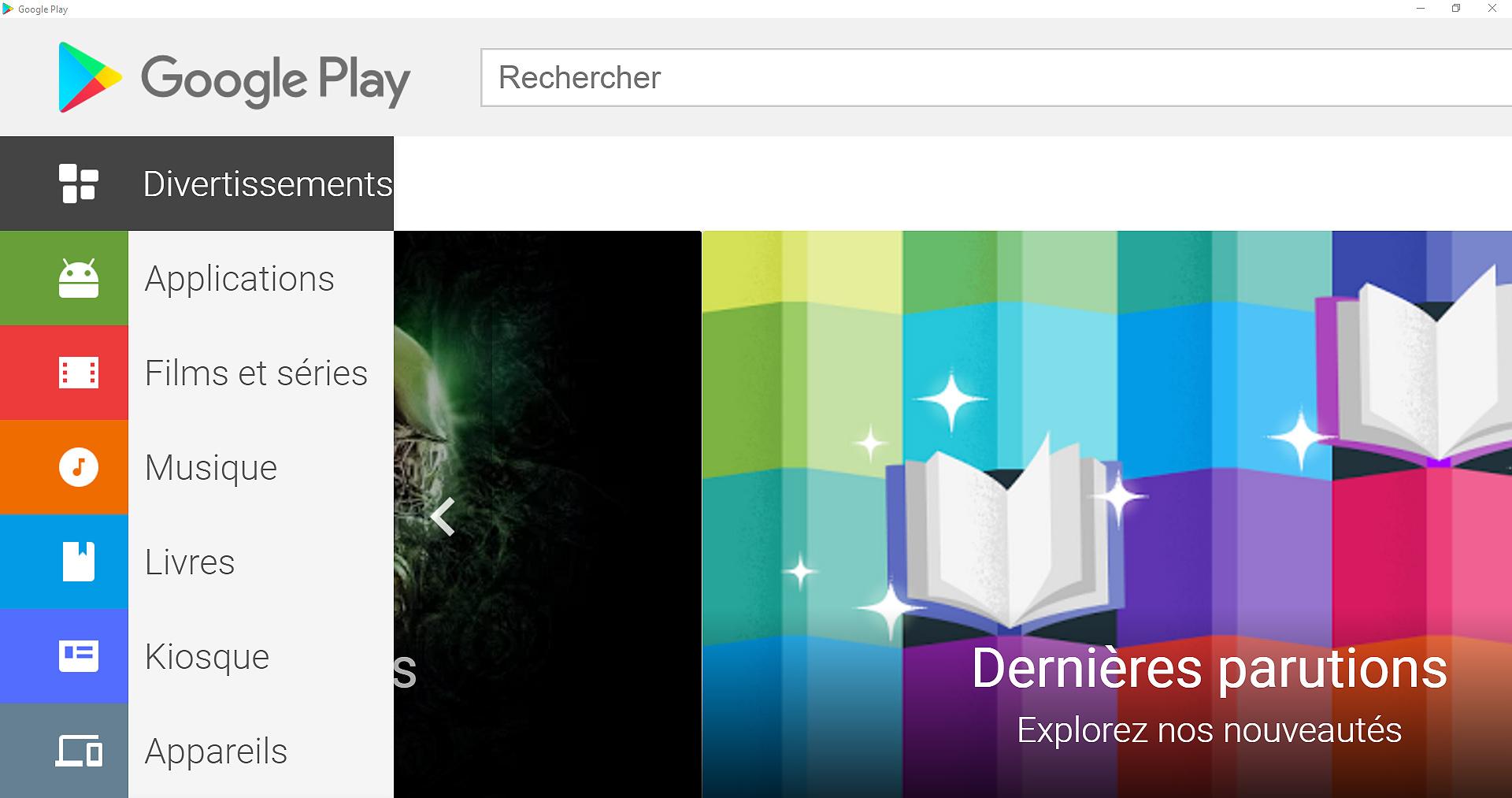 Google Play : vers une refonte du logo ?