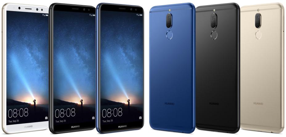 Huawei Mate 10 Lite : caractéristiques et prix en fuite, un borderless abordable et un rival pour le LG Q6