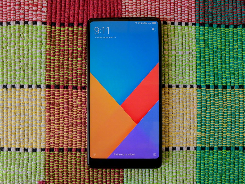 🔥 Bon Plan : Le Xiaomi Mi Mix 2 est disponible à 417 euros, compatible avec la 4G internationale