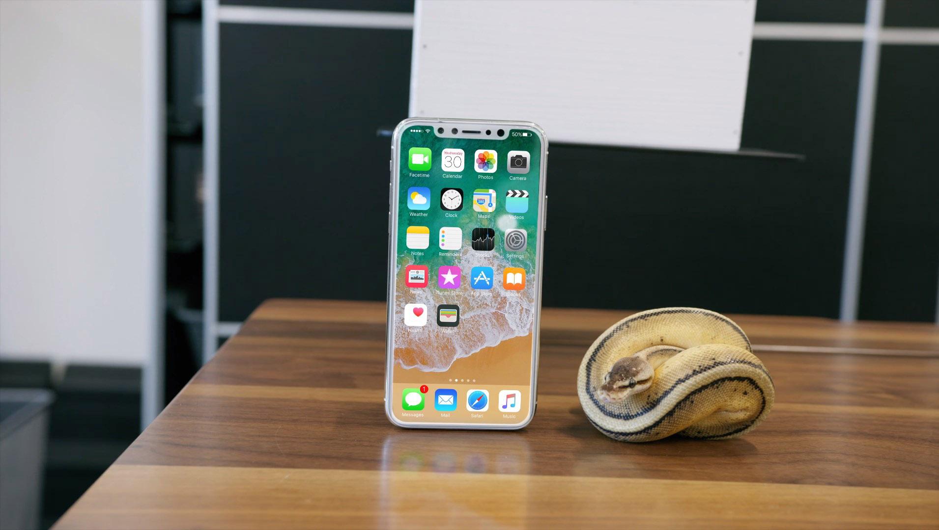 Si l'iPhone X coûte si cher, c'est encore la faute de Samsung
