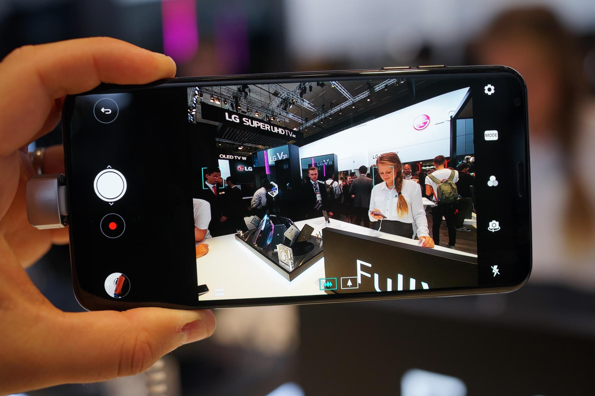 LG V30 : 5 octobre aux Etats-Unis à 800 dollars, toujours rien en Europe