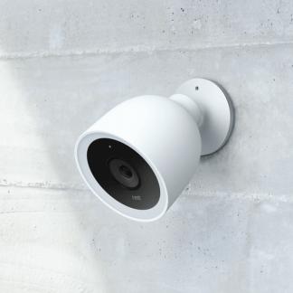 Nest Hello et Cam IQ Outdoor : de l'interphone à la caméra Google Assistant