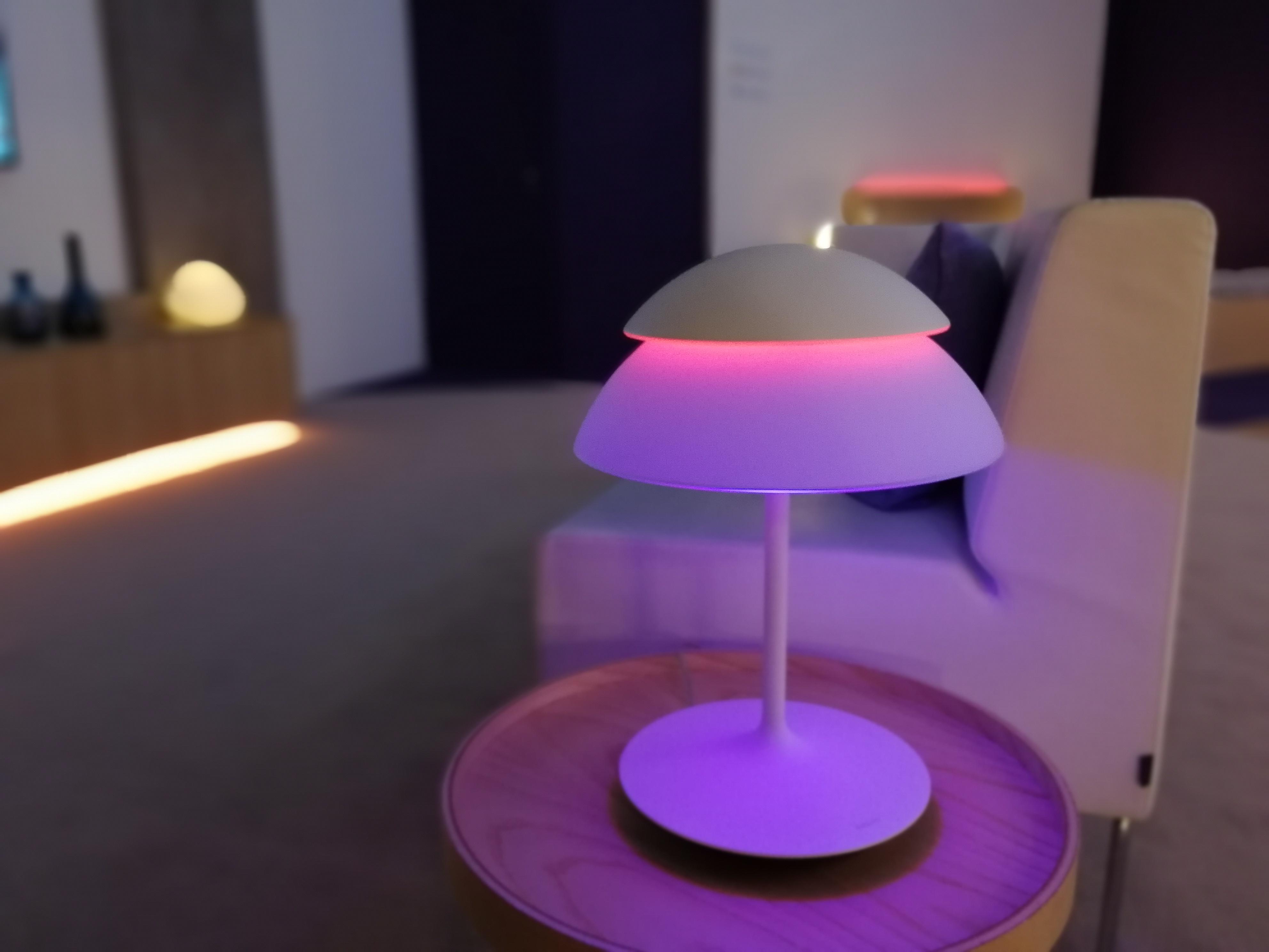 Hue : les ampoules connectées de Philips évoluent – IFA 2017