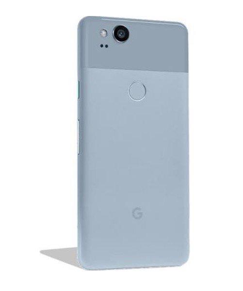 Le Google Pixel 2 se montre en bleu, noir et blanc et un prix fuite