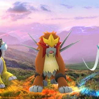 Pokémon GO accueille trois nouveaux légendaires