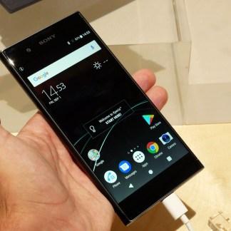 Sony lance le Xperia XA1 Plus : nos photos, ses caractéristiques et son prix – IFA 2017
