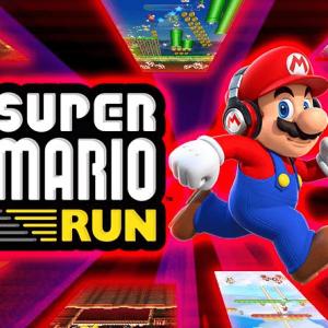 Super Mario Run : une grosse mise à jour et une belle réduction