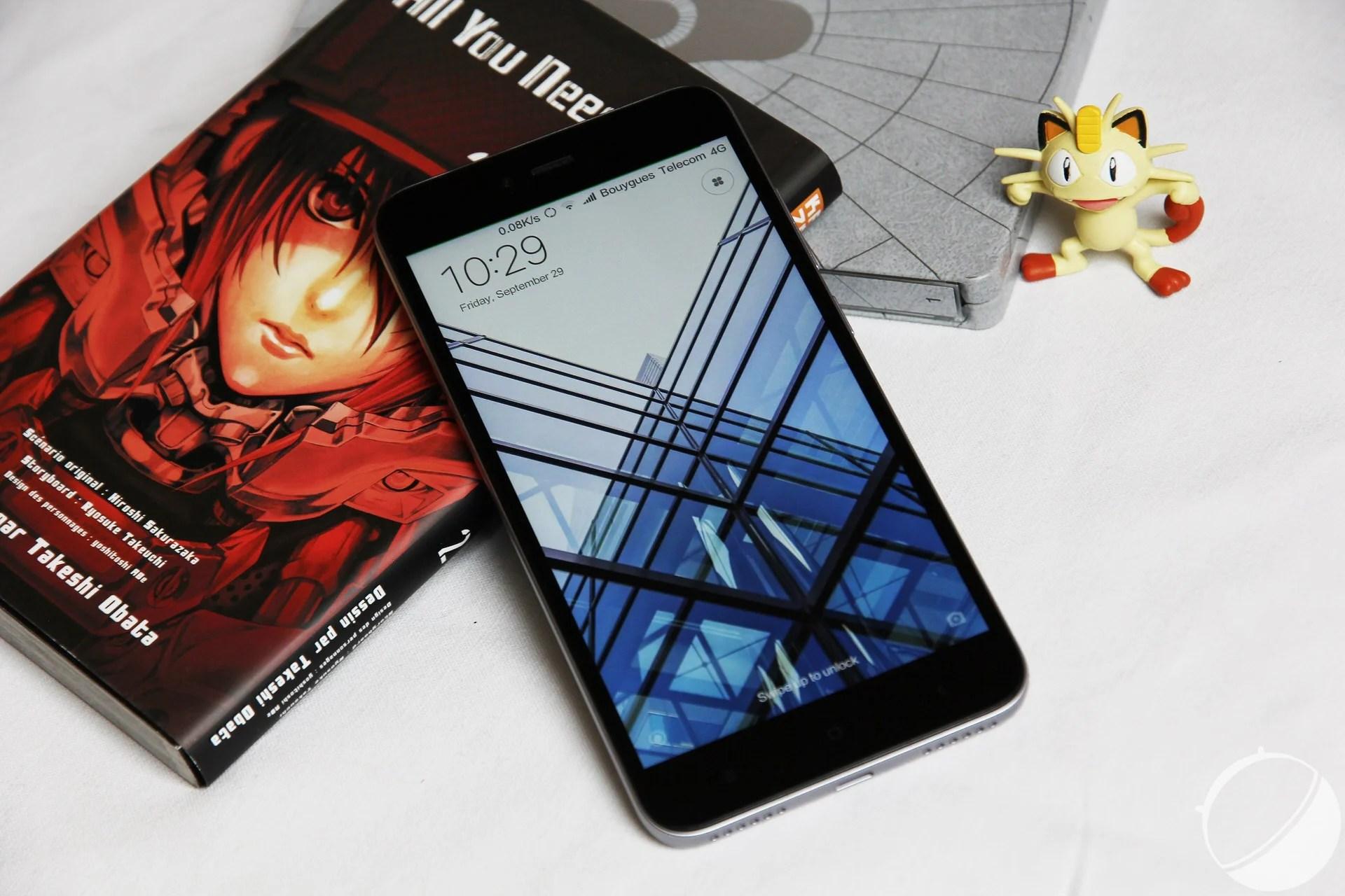🔥 Bon plan : le Xiaomi Redmi Note 5A est à 121 euros à l'occasion d'une vente flash