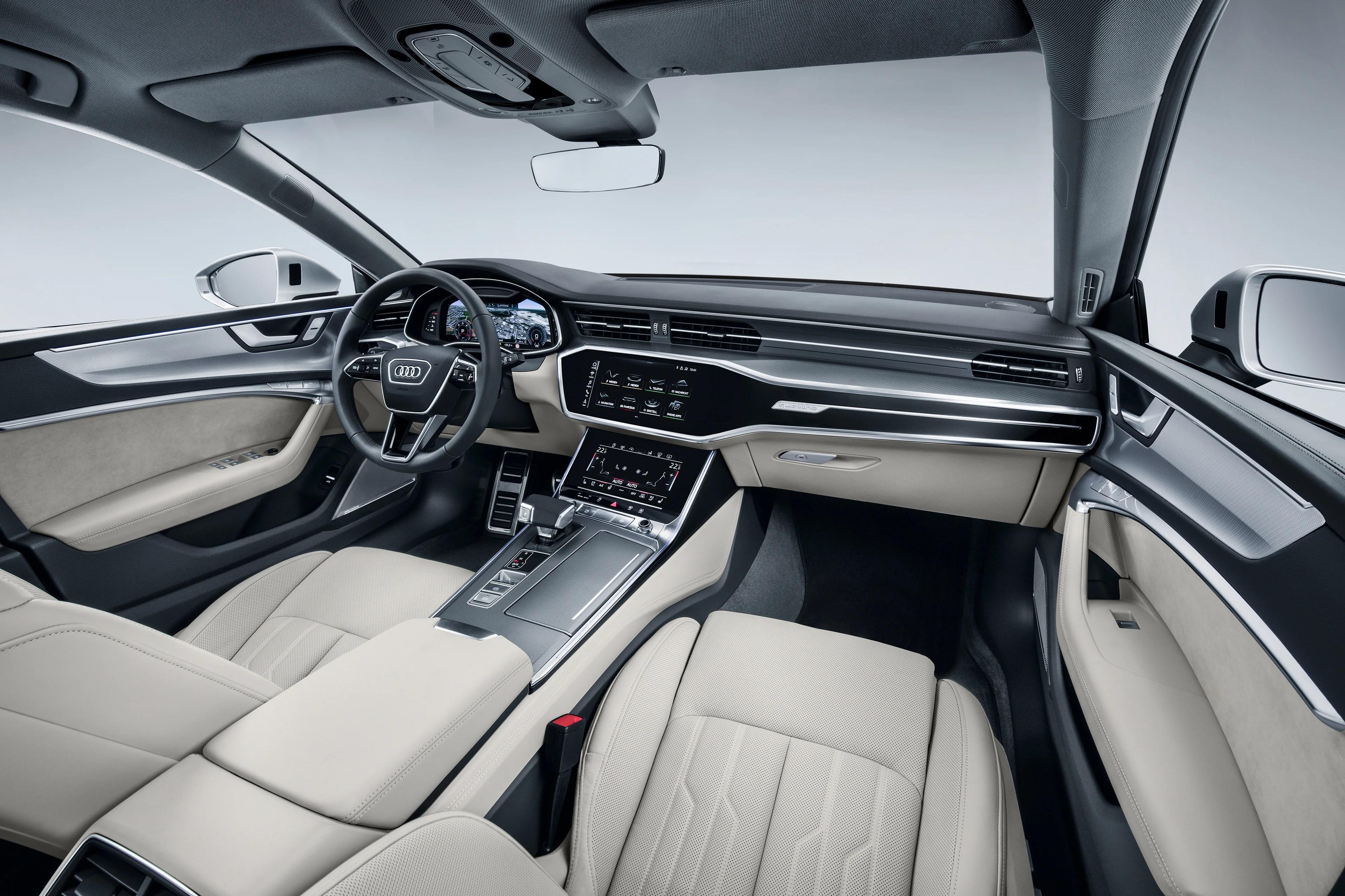 Retour haptique et «physital» : comment Audi révolutionne ses habitacles