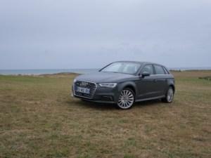 Essai de l'Audi A3 e-tron : la quintessence du thermique