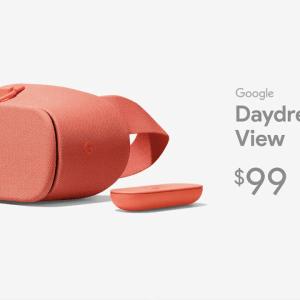 Nouveau Google Daydream View : plus confortable, mais plus cher