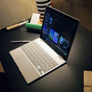 Prise en main du Google Pixelbook, un hybride haut de gamme sexy